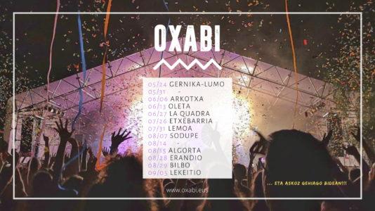 Oxabi 2020